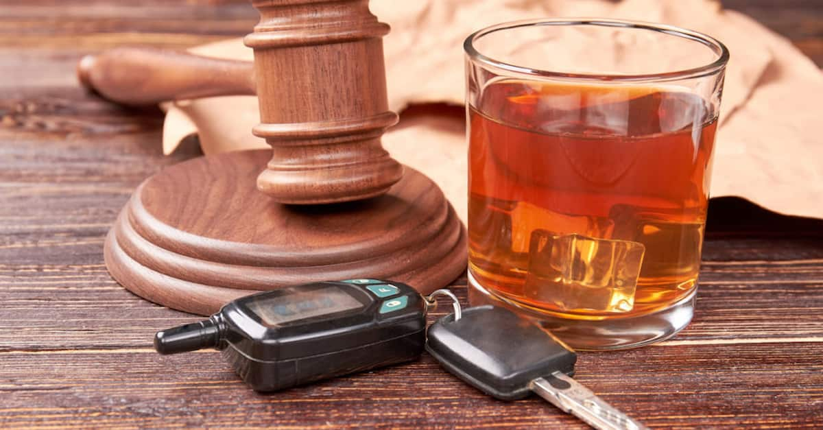 when did drinking and driving become illegal